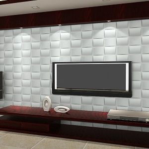 3D wallpaper Living room -1